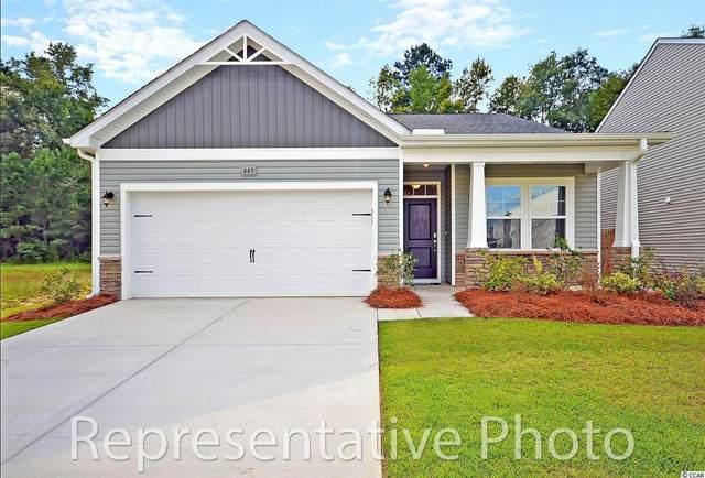 TBD Capri Court, Conway, SC 29527 (MLS #2121020) :: James W. Smith Real Estate Co.