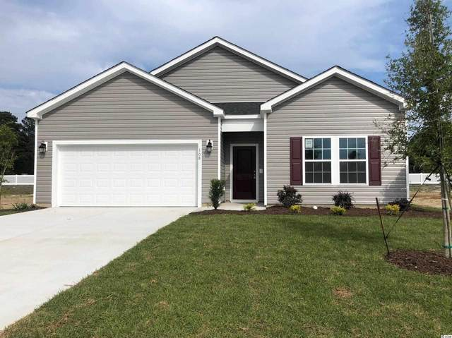 210 Hampton Park Circle, Myrtle Beach, SC 29588 (MLS #2121022) :: BRG Real Estate