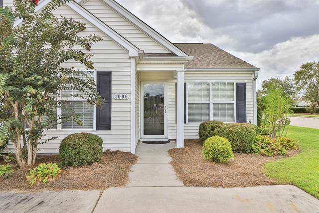 1000 Harvester Circle #1000, Myrtle Beach, SC 29579 (MLS #2121035) :: Scalise Realty