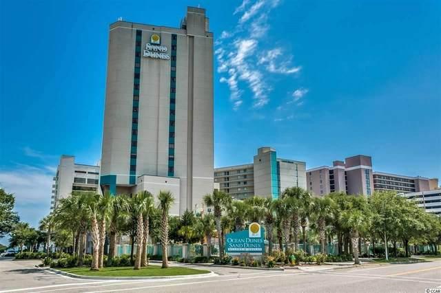 205 N 74th Ave. N #805, Myrtle Beach, SC 29572 (MLS #2121036) :: Sloan Realty Group