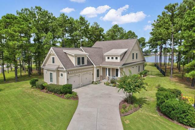 901 Fiddlehead Way, Myrtle Beach, SC 29579 (MLS #2121038) :: Welcome Home Realty