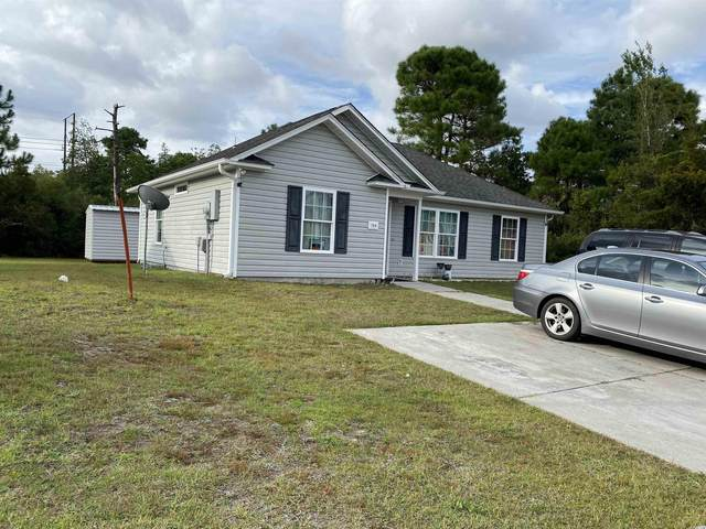 700 West Perry Rd., Myrtle Beach, SC 29579 (MLS #2121042) :: Welcome Home Realty