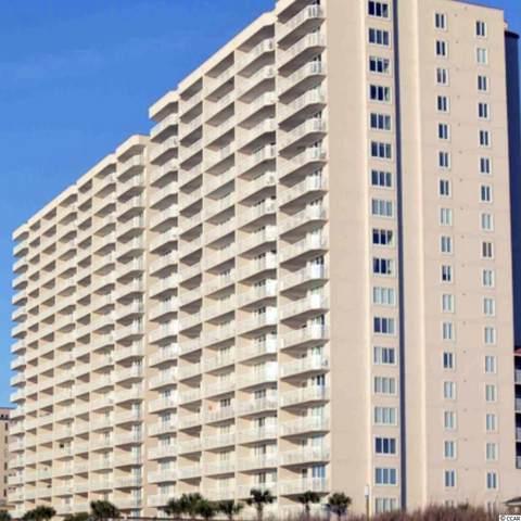 1625 S Ocean Blvd. #1810, North Myrtle Beach, SC 29582 (MLS #2121047) :: Duncan Group Properties