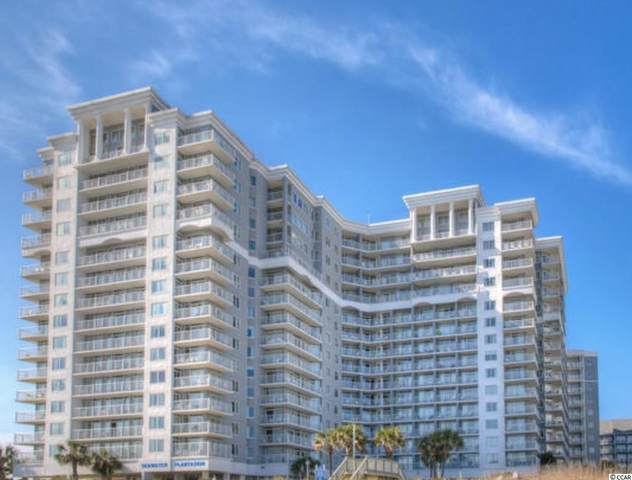 161 Seawatch Dr. #1011, Myrtle Beach, SC 29572 (MLS #2121049) :: Dunes Realty Sales