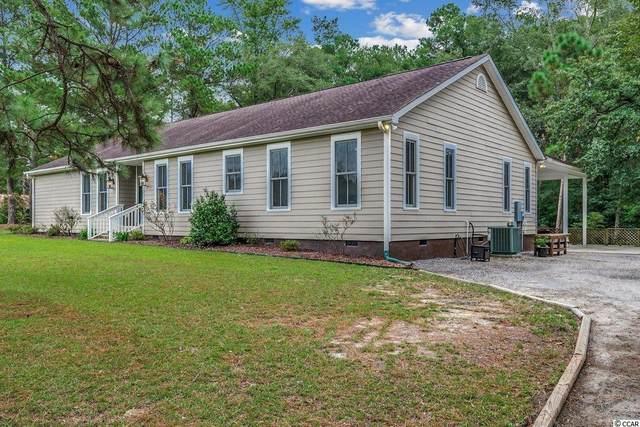 14343 Pleasant Hill Dr., Hemingway, SC 29554 (MLS #2121056) :: Garden City Realty, Inc.