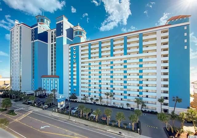 3000 N Ocean Blvd. #424, Myrtle Beach, SC 29577 (MLS #2121079) :: Grand Strand Homes & Land Realty