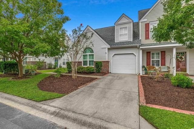 153 Wimbledon Way #153, Murrells Inlet, SC 29576 (MLS #2121097) :: James W. Smith Real Estate Co.