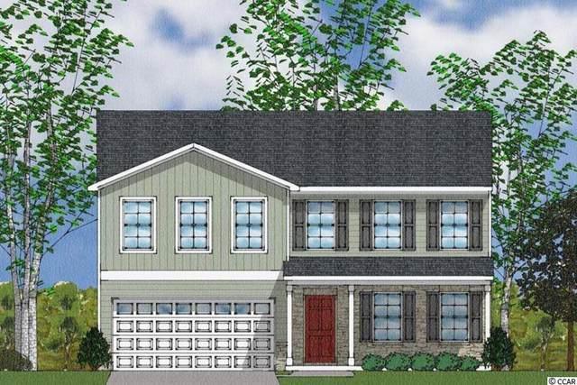 809 Lambeth Ln., Conway, SC 29526 (MLS #2121130) :: Garden City Realty, Inc.