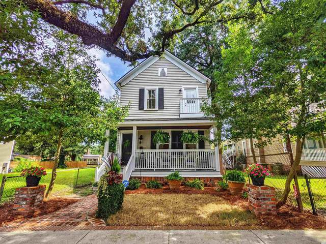1108 Front St., Georgetown, SC 29440 (MLS #2121137) :: The Litchfield Company