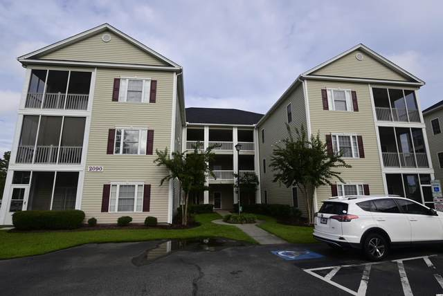 2090 Cross Gate Blvd. #203, Surfside Beach, SC 29575 (MLS #2121174) :: Grand Strand Homes & Land Realty