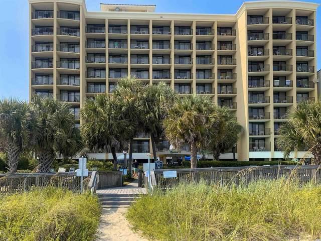 1200 N Ocean Blvd. #505, Myrtle Beach, SC 29577 (MLS #2121175) :: Dunes Realty Sales