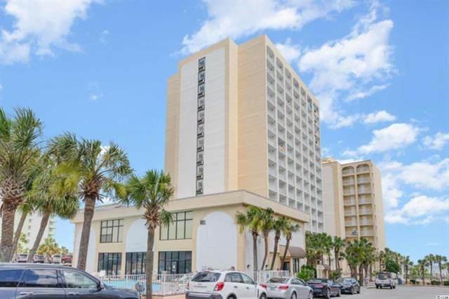 1207 S Ocean Blvd. #51006, Myrtle Beach, SC 29577 (MLS #2121186) :: BRG Real Estate