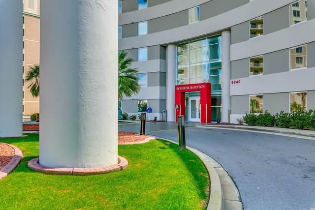 9840 Queensway Blvd. 1606/1607, Myrtle Beach, SC 29572 (MLS #2121211) :: Sloan Realty Group