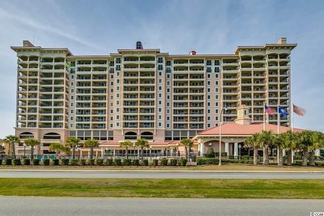 1819 N Ocean Blvd. #1018, North Myrtle Beach, SC 29582 (MLS #2121213) :: Jerry Pinkas Real Estate Experts, Inc