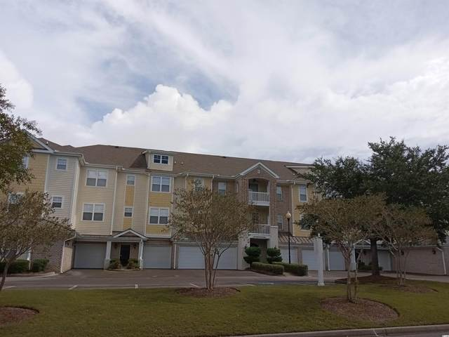 6203 Catalina Dr. #825, North Myrtle Beach, SC 29582 (MLS #2121215) :: Jerry Pinkas Real Estate Experts, Inc