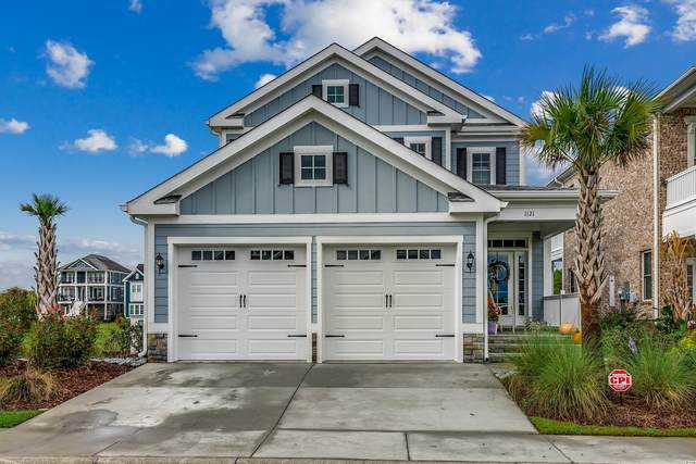 1121 Whispering Winds Dr., Myrtle Beach, SC 29579 (MLS #2121220) :: Duncan Group Properties