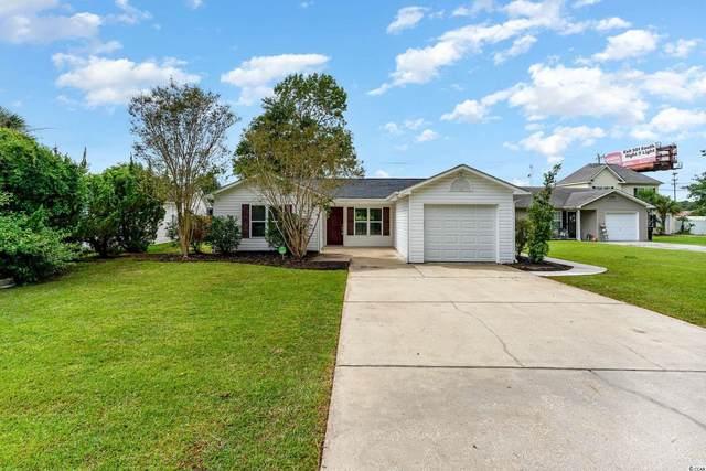 2943 Temperance Dr., Myrtle Beach, SC 29577 (MLS #2121243) :: BRG Real Estate