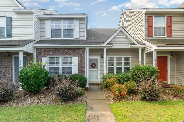 1209 Shoebridge Dr. #1209, Myrtle Beach, SC 29579 (MLS #2121256) :: Grand Strand Homes & Land Realty