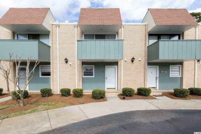 4701 North Kings Hwy. #15, Myrtle Beach, SC 29577 (MLS #2121259) :: BRG Real Estate