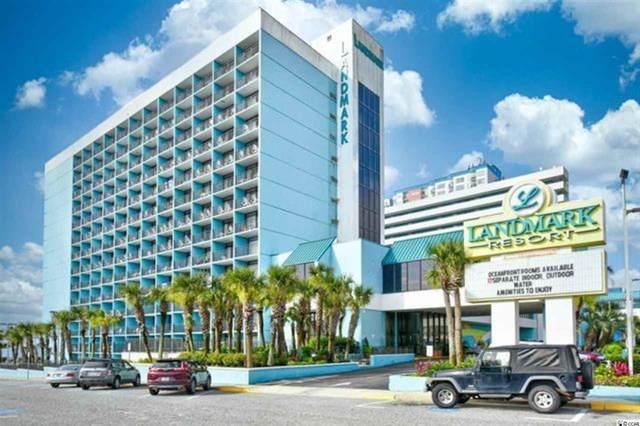 1501 S Ocean Blvd. #539, Myrtle Beach, SC 29577 (MLS #2121270) :: Duncan Group Properties