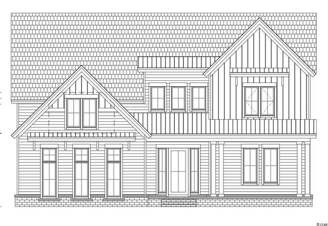 Lot 71 Woody Point Dr., Murrells Inlet, SC 29576 (MLS #2121275) :: Garden City Realty, Inc.