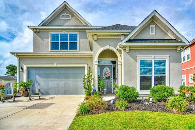 129 Lac Courte, Myrtle Beach, SC 29579 (MLS #2121285) :: Grand Strand Homes & Land Realty