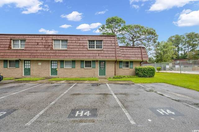 1025 Carolina Rd. H4, Conway, SC 29526 (MLS #2121295) :: James W. Smith Real Estate Co.