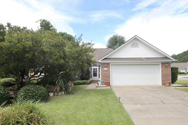 4084 Steeple Chase Dr., Myrtle Beach, SC 29588 (MLS #2121303) :: Dunes Realty Sales
