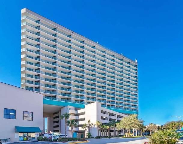 205 N 74th Ave. N #806, Myrtle Beach, SC 29572 (MLS #2121308) :: Dunes Realty Sales