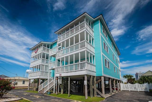 214 30th Ave. N B-302, North Myrtle Beach, SC 29582 (MLS #2121321) :: Jerry Pinkas Real Estate Experts, Inc