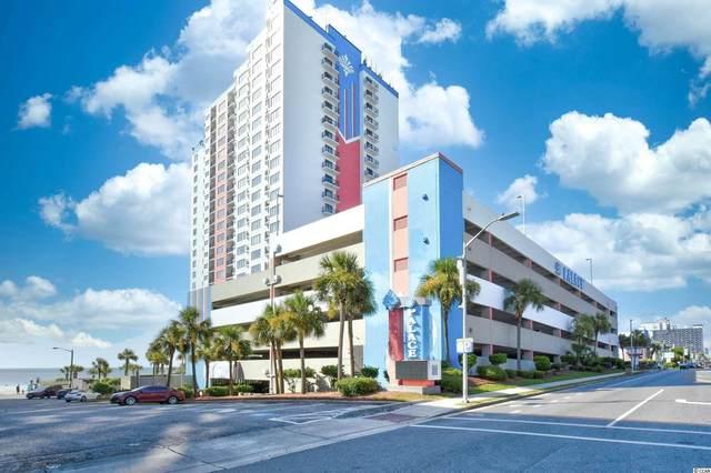 1605 S Ocean Blvd. #1508, Myrtle Beach, SC 29577 (MLS #2121349) :: Duncan Group Properties
