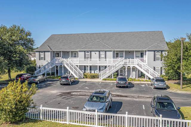 164 Westhaven Dr. 15F, Myrtle Beach, SC 29579 (MLS #2121354) :: Dunes Realty Sales