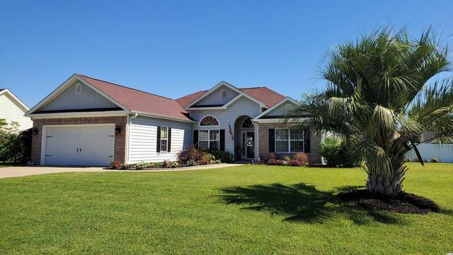 509 Bladen Ct., Conway, SC 29526 (MLS #2121362) :: Scalise Realty