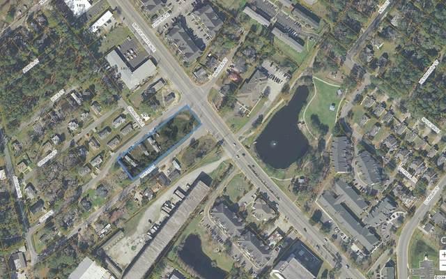 TBD 10th Ave. N, Myrtle Beach, SC 29577 (MLS #2121376) :: Duncan Group Properties