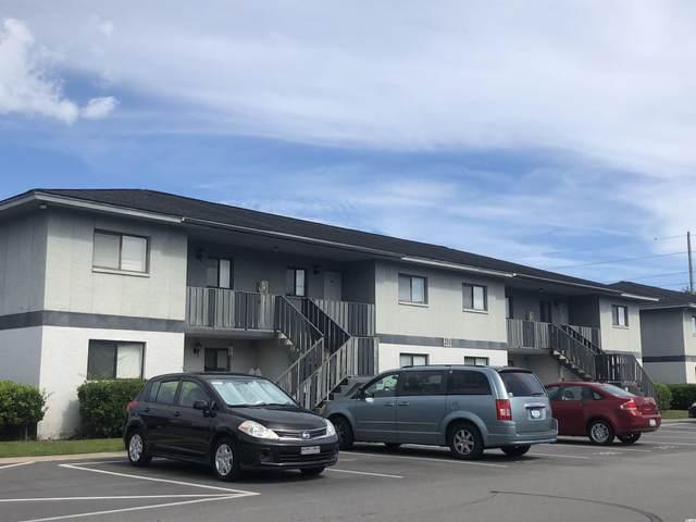 1101 Second Ave. N #306, Surfside Beach, SC 29575 (MLS #2121391) :: Coldwell Banker Sea Coast Advantage
