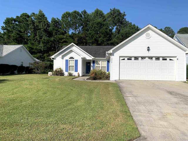 2509 Oriole Dr., Murrells Inlet, SC 29576 (MLS #2121396) :: The Lachicotte Company