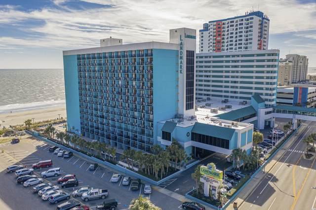 1501 S Ocean Blvd. #443, Myrtle Beach, SC 29577 (MLS #2121398) :: Duncan Group Properties