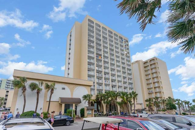 1207 S Ocean Blvd. #20401, Myrtle Beach, SC 29577 (MLS #2121402) :: Duncan Group Properties