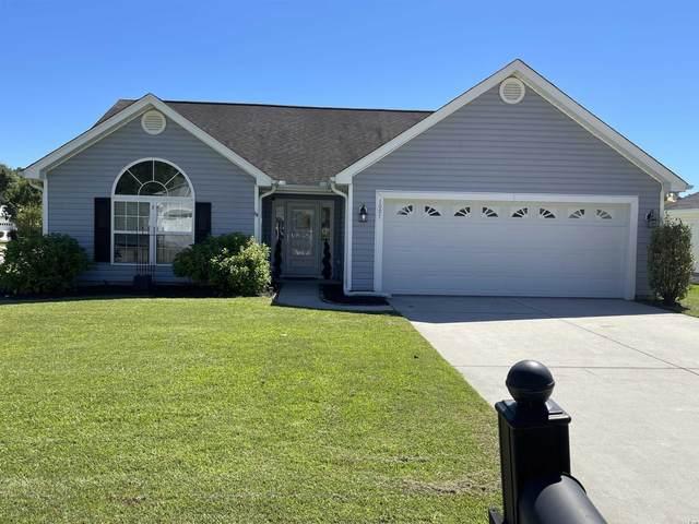 1007 Snowberry Dr., Longs, SC 29568 (MLS #2121408) :: Duncan Group Properties