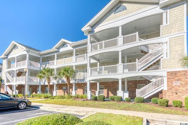 6015 Catalina Dr. #324, North Myrtle Beach, SC 29582 (MLS #2121410) :: Duncan Group Properties