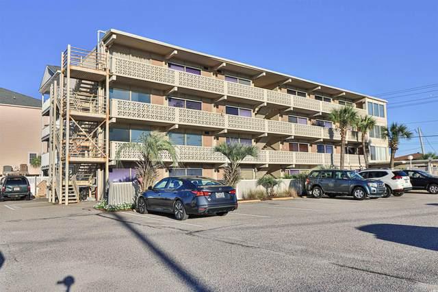3901 N Ocean Blvd. #306, North Myrtle Beach, SC 29582 (MLS #2121412) :: Duncan Group Properties