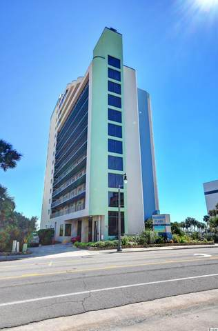 2310 North Ocean Blvd. #404, Myrtle Beach, SC 29577 (MLS #2121413) :: The Lachicotte Company