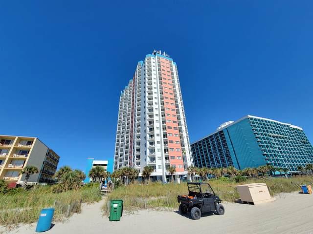 1605 S Ocean Blvd. #411, Myrtle Beach, SC 29577 (MLS #2121415) :: Duncan Group Properties
