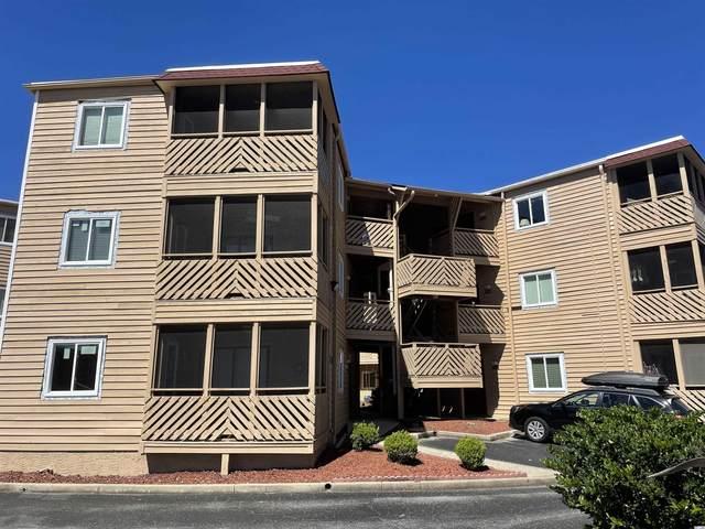 600 S Ocean Blvd. A20, North Myrtle Beach, SC 29582 (MLS #2121416) :: Ryan Korros Team