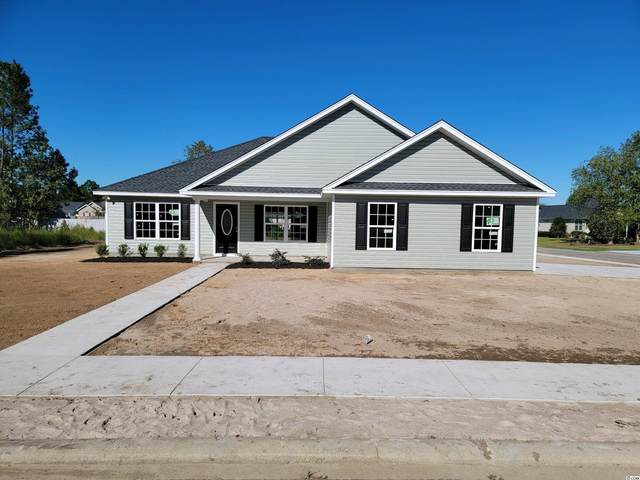 2632 Warm Springs Ln., Conway, SC 29527 (MLS #2121419) :: Grand Strand Homes & Land Realty