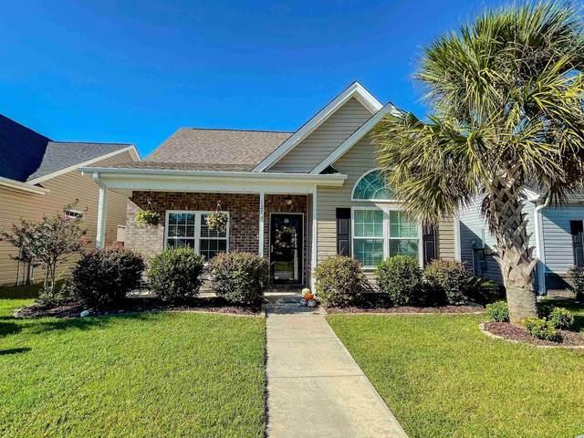 127 Palm Cove Circle, Myrtle Beach, SC 29588 (MLS #2121429) :: BRG Real Estate