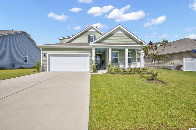 5026 Oat Fields Drive, Myrtle Beach, SC 29588 (MLS #2121430) :: James W. Smith Real Estate Co.