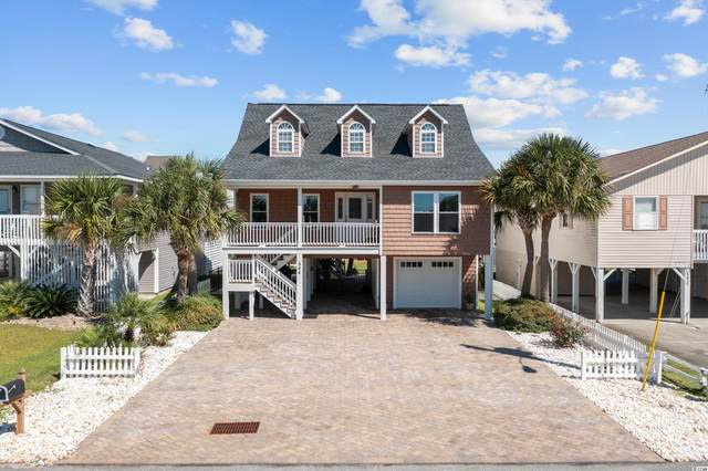 344 52nd Ave. N, North Myrtle Beach, SC 29582 (MLS #2121437) :: Surfside Realty Company