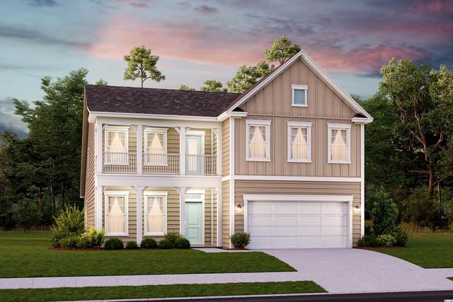 816 Gammon Dr., Myrtle Beach, SC 29579 (MLS #2121438) :: Jerry Pinkas Real Estate Experts, Inc