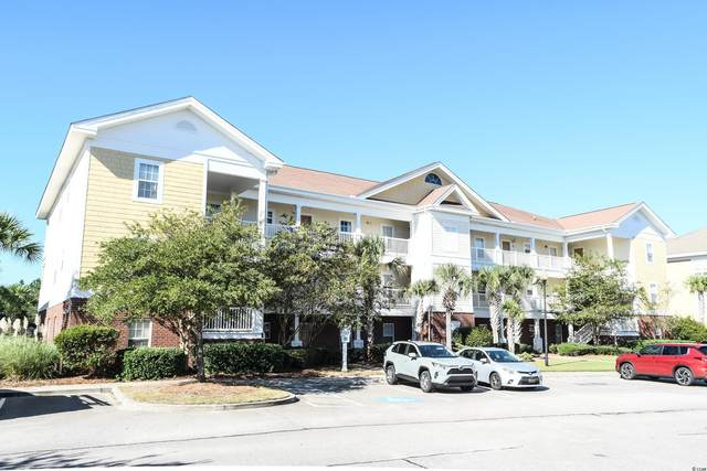 6203 Catalina Dr. #1623, North Myrtle Beach, SC 29582 (MLS #2121466) :: James W. Smith Real Estate Co.